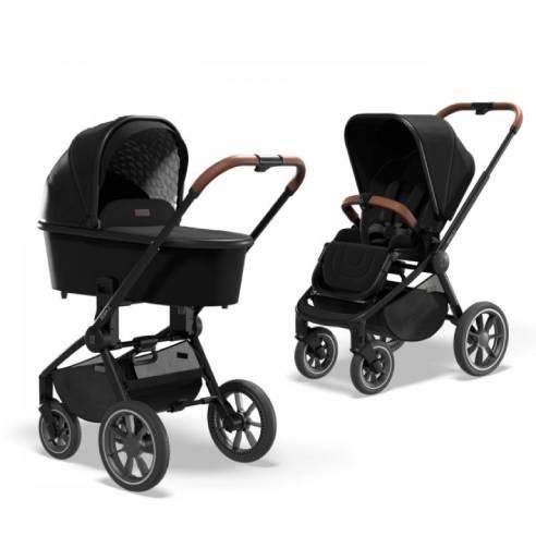 Otroški voziček Moon Resea S Basic 2022 black 21