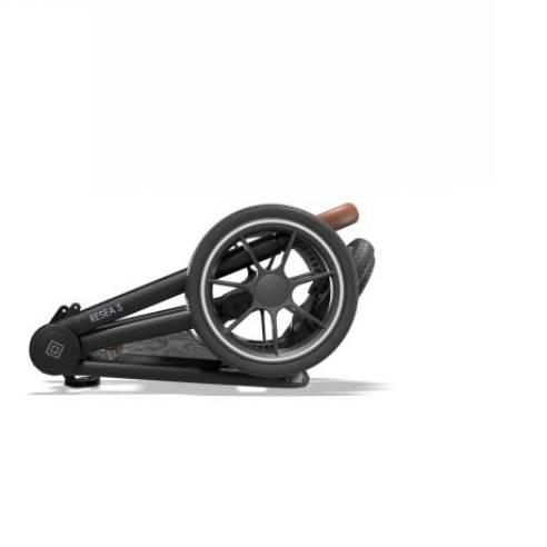 Otroški voziček Moon Resea S Basic 2022 black 22