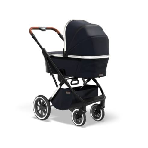 Otroški voziček Moon Rocca Edition Navy 03