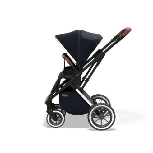 Otroški voziček Moon Rocca Edition Navy 10