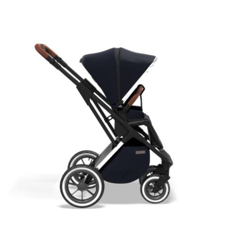 Otroški voziček Moon Rocca Edition Navy 14