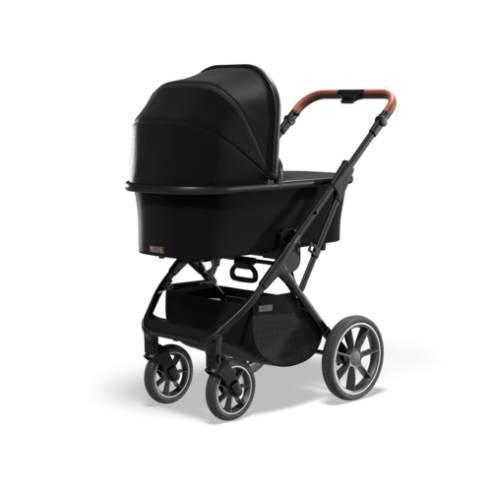 Otroški voziček Moon Rocco črna 0