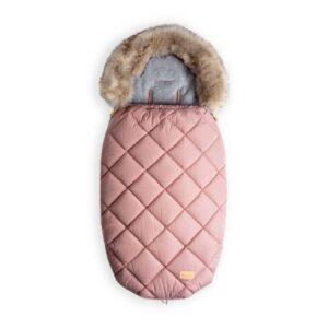 Zimska vreča za dojenčka Pink, roza 01