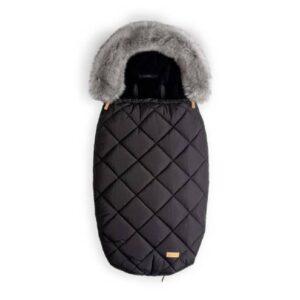Zimska vreča za dojenčka črna 01