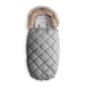 Zimska vreča za dojenčka sv. siva