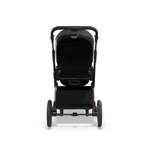 otroški voziček Moon Rocca Edition Črna 12