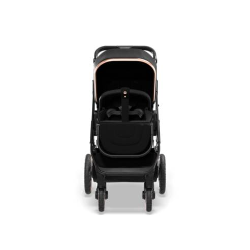 otroški voziček Moon Rocca Edition Črna 16on Črna 16