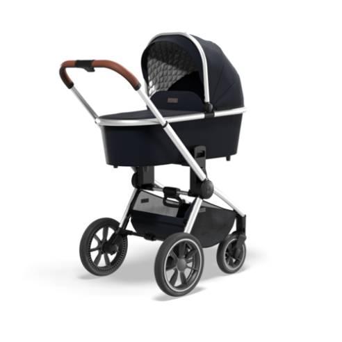 Otroški voziček Moon Resea S Basic navy 01