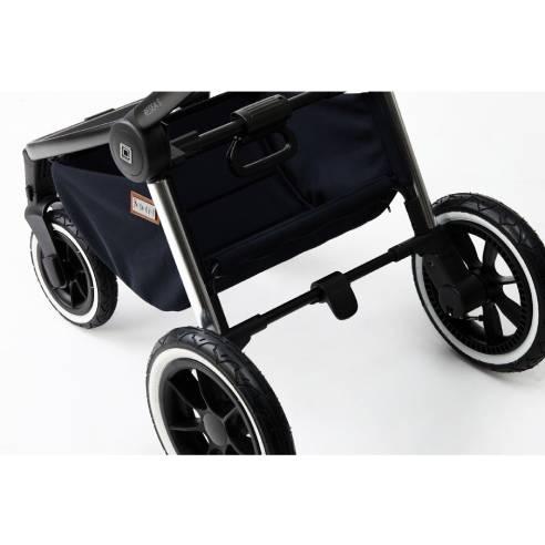 Otroški voziček Moon Resea S EDition Navy 14