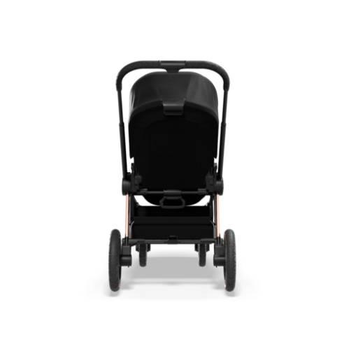 Otroški voziček Moon Resea S eDition Rose Gold Black 10